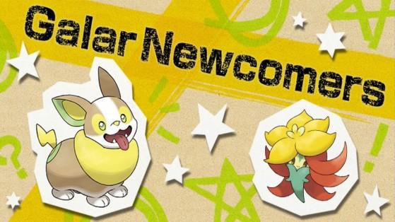 Pokémon Sword and Shield: Galar Newcomers chega-nos com mais dois Mystery Gifts!