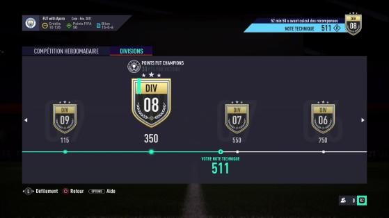A sua Divisão - FIFA