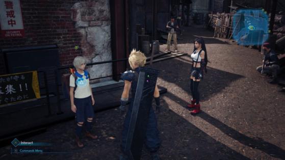 Final Fantasy VII Remake: Missões secundárias, Chandley's Report