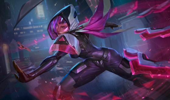 PROJETO: Irelia | Foto: Riot Games/Reprodução - Teamfight Tactics