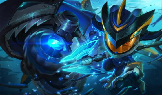 Fizz Supergaláctico | Foto: Riot Games/Reprodução - Teamfight Tactics