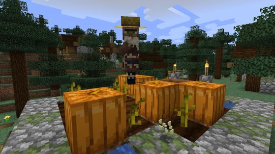 Minecraft: Aldeões, reprodução e aldeias