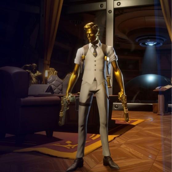 Espectro - Fortnite Battle Royale