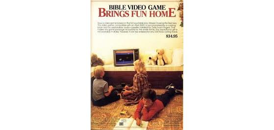 Propaganda de um game com tema bíblico mostra um garoto e uma garota jogando juntos | Foto: Reprodução - League of Legends