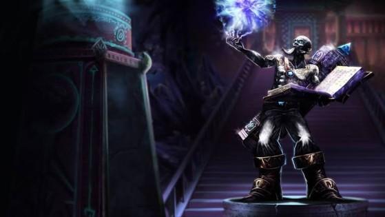 Ryze Triunfante antes do rework | Foto: Riot Games/Reprodução - League of Legends