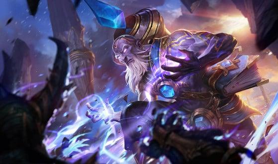 Ryze Triunfante depois do rework | Foto: Riot Games/Reprodução - League of Legends