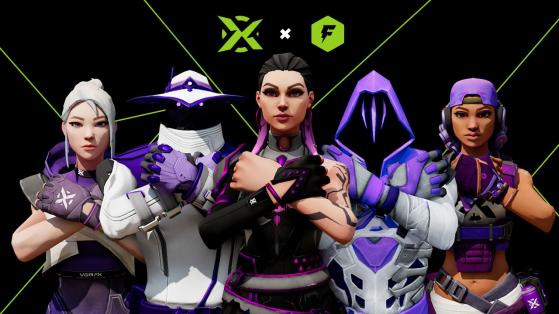 Valorant: Fusion Fraggers agora é Vorax Fusion
