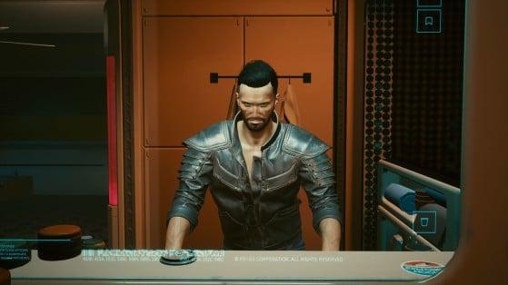V pode desenvolver romances com vários personagens ao longo da história - Cyberpunk 2077