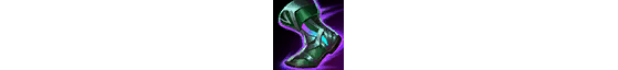 Sapatos do Feiticeiro - League of Legends