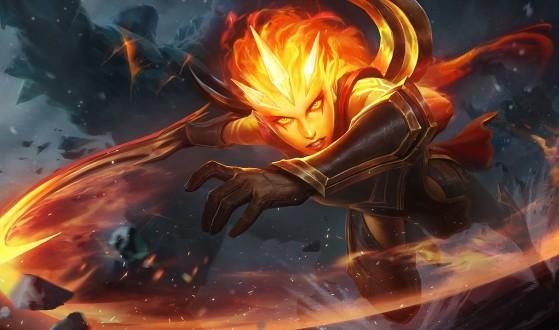 Diana Infernal - League of Legends