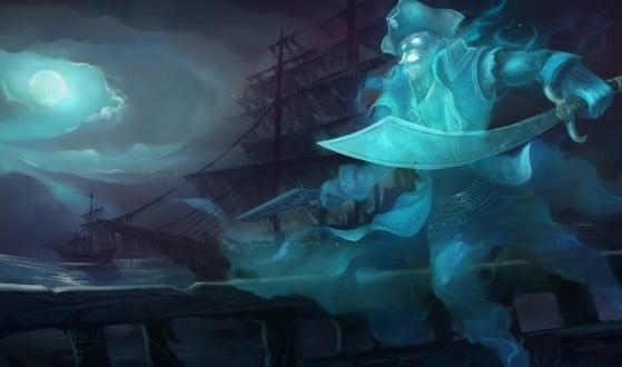 Gangplank Fantasma - League of Legends